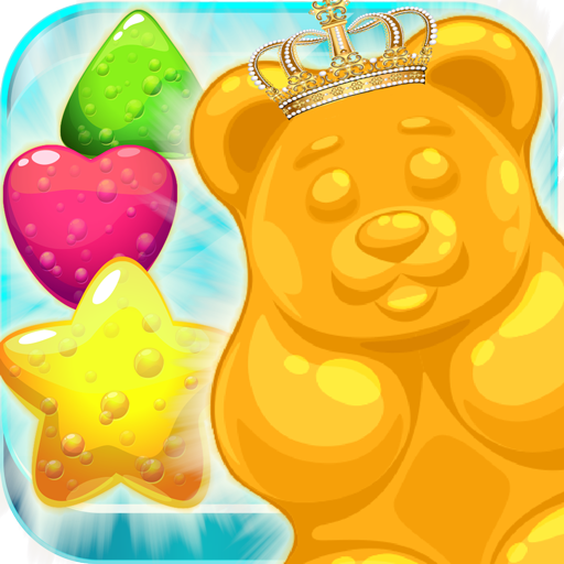 Gummy Bear King