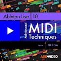Advanced MIDI Techniques Course For Ableton Live icon
