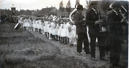 Photo: 1924 Processiestoet