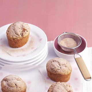 Pear and Cinnamon Muffins.