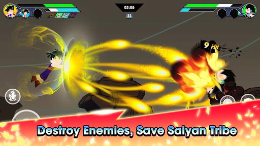 Battle Stick Dragon: Tournament Legend  screenshots 2