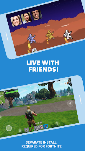 Download Bunch: Group Video Chat & Party Games For PC 2