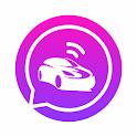 Fast Taxi - App gratuito de viajes. icon