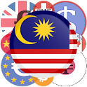 Malaysian ringgit MYR Currency Converter icon