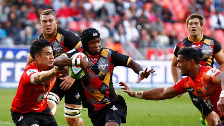 Southern Kings winger Malcolm Jaer. Picture: REUTERS