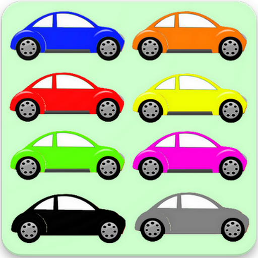 Learn Colors With Cars (game)