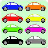 Learn Colors With Cars