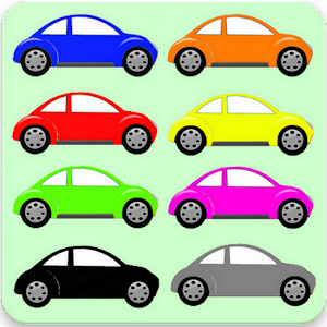 Learn Colors With Cars for PC and MAC