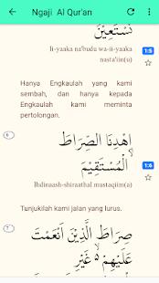 Download Al Quran MP3 (30 JUZ) Offline & Ngaji Al Quran For PC Windows and Mac apk screenshot 6