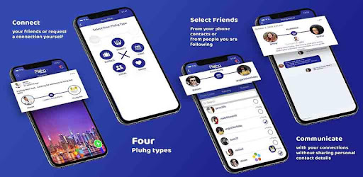 Connect people without sharing their personal information.