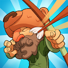 Semi Heroes: Idle & Clicker Adventure - RPG Tycoon icon