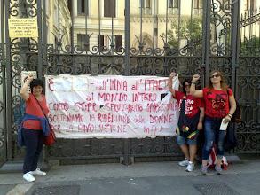 Photo: ...contro stupri, sfruttamento, oppressione, scateniamo la ribellione delle donne per la rivoluzione