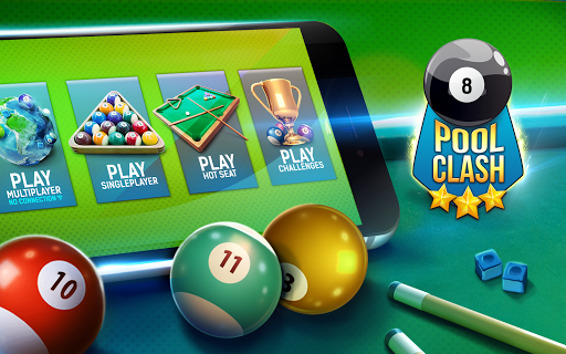 Pool Clash: 8 Ball Billiards & Top Sports Games modavailable screenshots 13