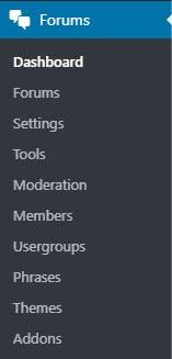 setting-wpforo-forum