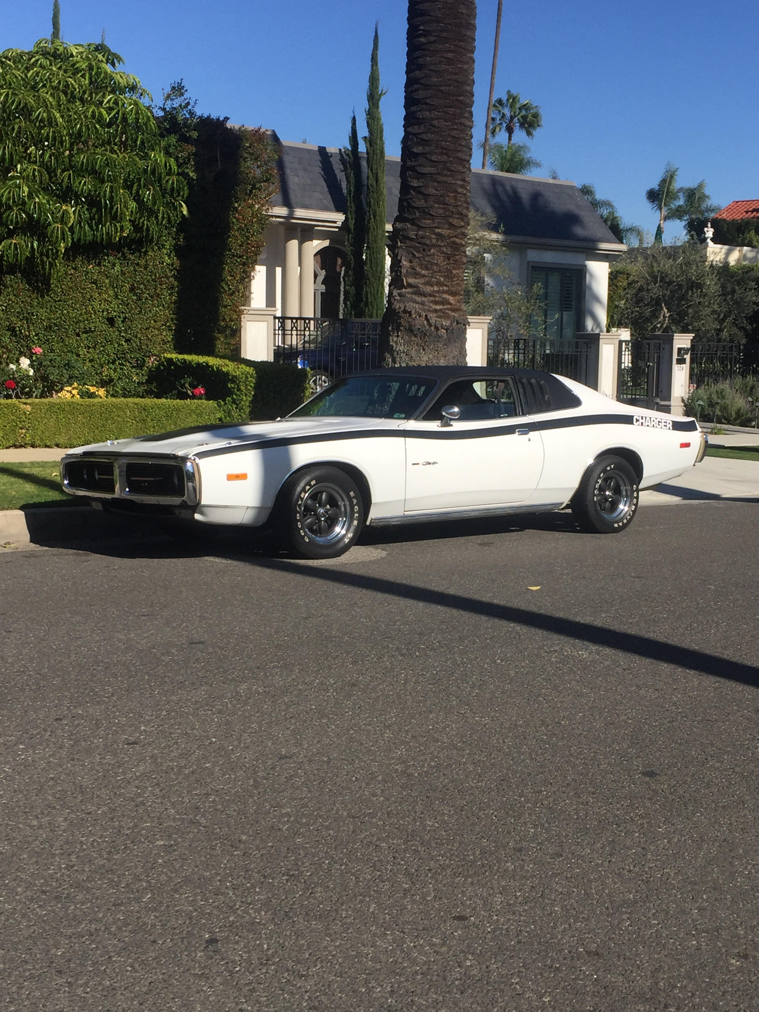 Dodge Charger Hire Beverly Hills