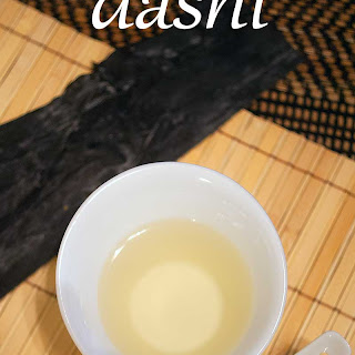 Dashi Stock - Basic Japanese Sea Stock