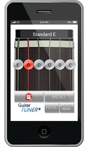 【免費音樂App】吉他調諧器-APP點子