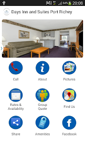 Days Inn & Suites Port Richey- screenshot thumbnail