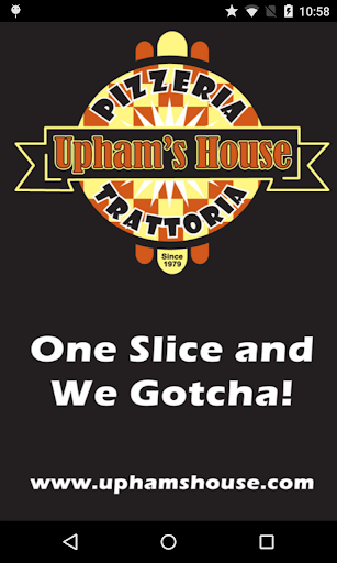 Upham's House of Pizza