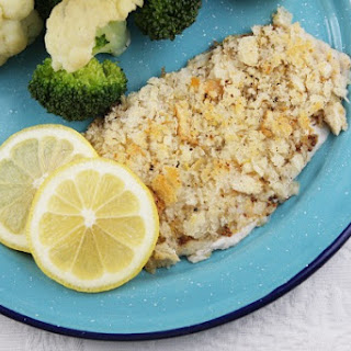 Lemon Crumb Fillet of Sole Recipe