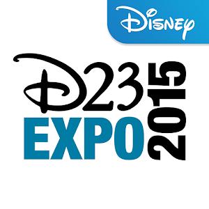 D23 EXPO 2015 Icon