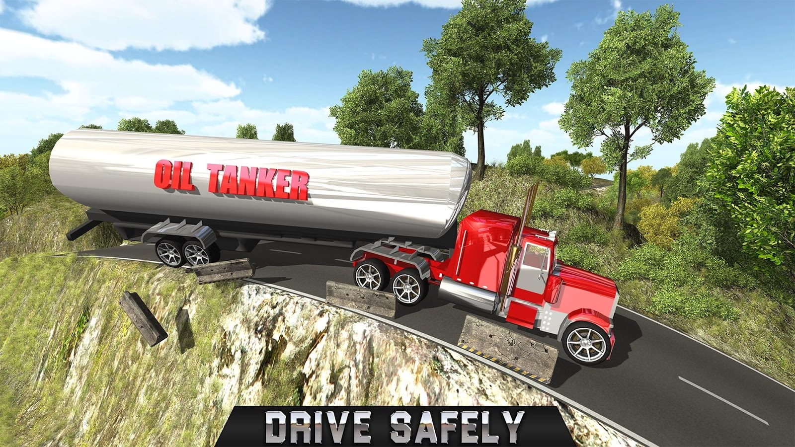 Offroad Oil Tanker Truck Cargo   Android Apps on Google Play Google Play