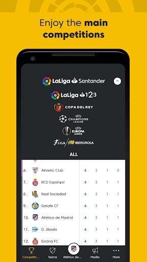 La Liga - Spanish Soccer League Official 7.0.7 screenshots 7