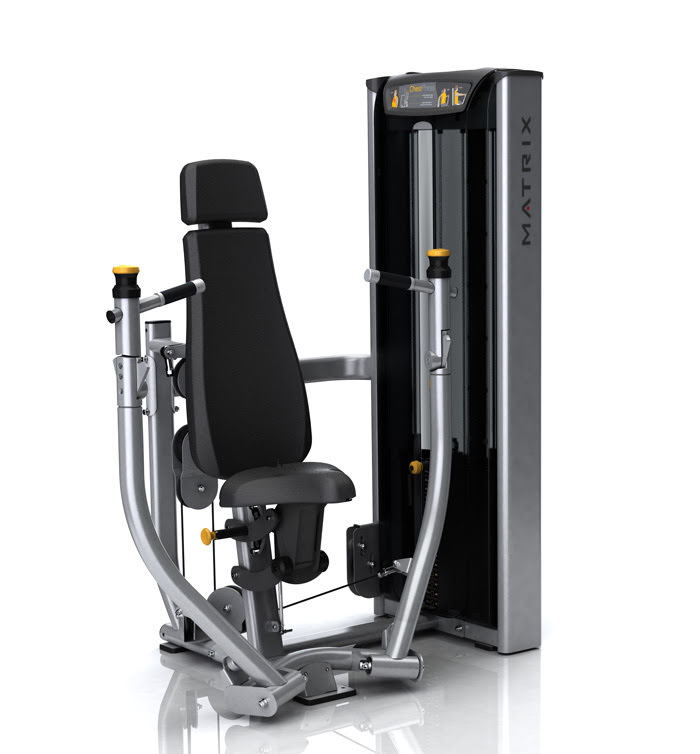 Matrix Versa S13 Converging Chest Press