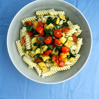 Fresh Vegetable Pineapple Pasta Recipe