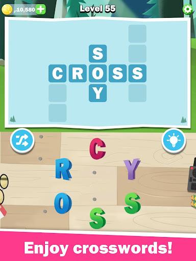 Word Crossy - Crossword Games 1.9 screenshots 7