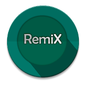 RemiX Layers Theme