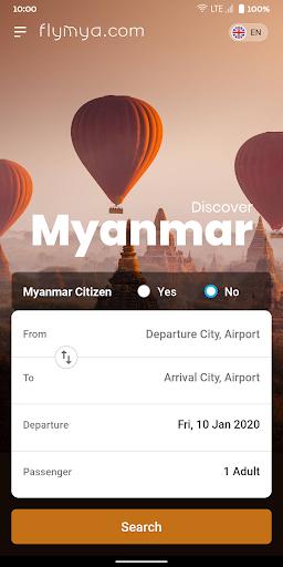 Flymya  screenshots 1