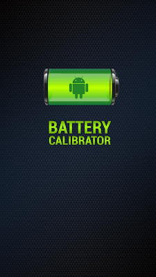 Battery Calibrator - screenshot