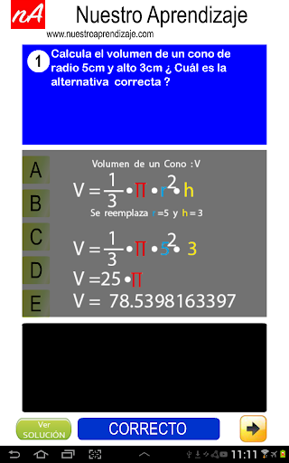 Evaluar  Expresiones 1.0.0 screenshots 4