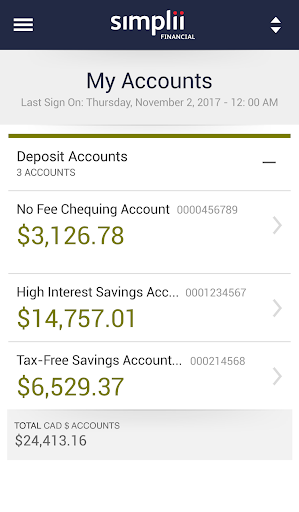 Simplii Financial Apk Download Free for PC, smart TV