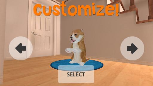 Dog Simulator HD 1.2.2 screenshots 4