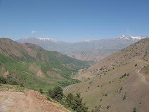 Photo: Ferghana-Tashkent route, near Chigirchik pass