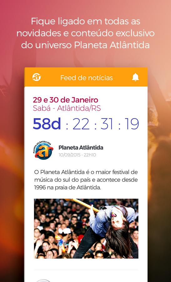 Planeta Atlântida- screenshot