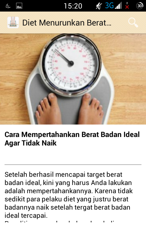 Timbangan Digital Bayi