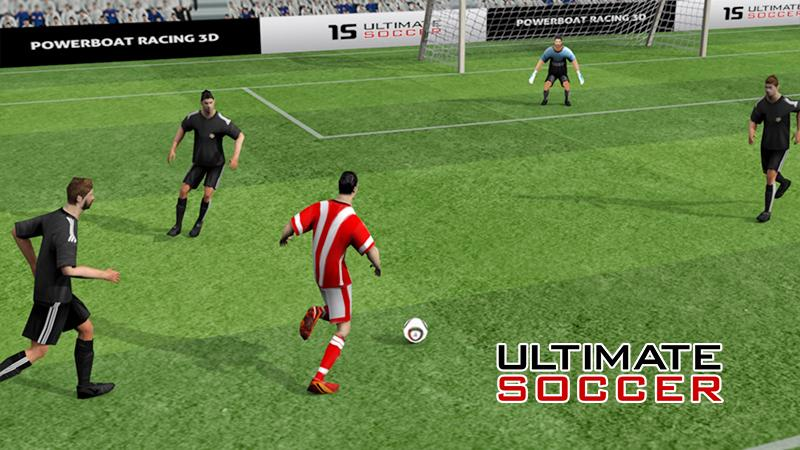 Screenshots of Ultimate Soccer - Football for iPhone