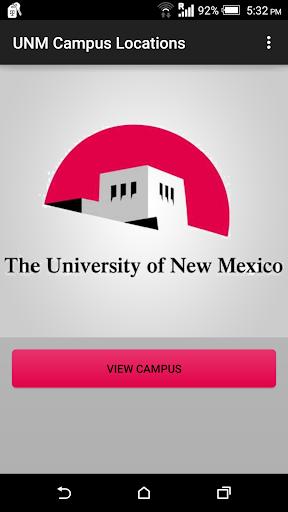 UNM Campus Locations