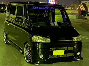タント L350S グレードLのカスタム事例画像 ちぃ-Initial☆D family-さんの2019年11月08日20:26の投稿