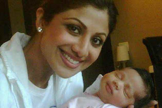 Photo: That's not my boy, Shilpa defends online picture http://t.in.com/ap3R