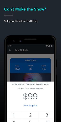 Ticketmaster screenshot 5