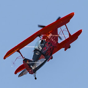 by Cerey Runyon - Transportation Airplanes