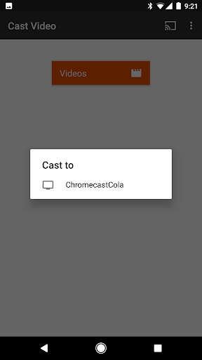 Cast Video for Chromecast v8 screenshots 1