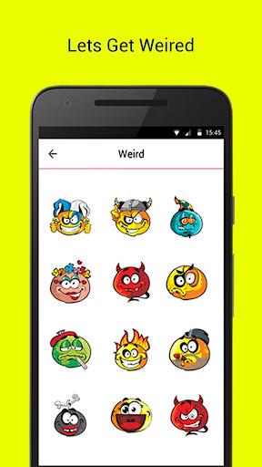 Adult Dirty Emojis 1.0 screenshots 4