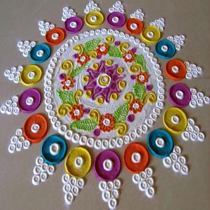 Diwali Rangoli Designs