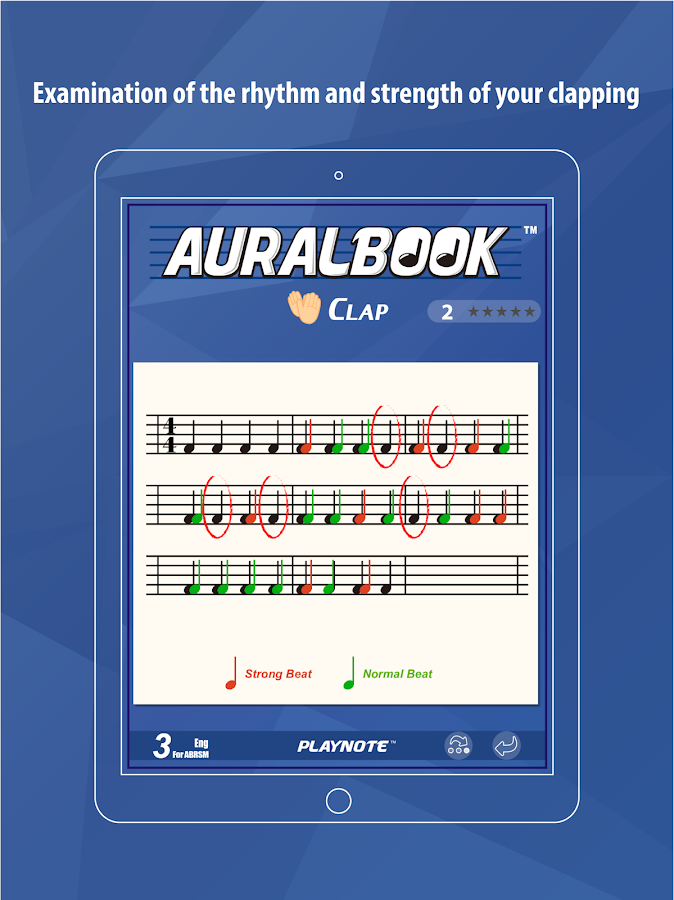 AURALBOOK for ABRSM Grade 3- screenshot