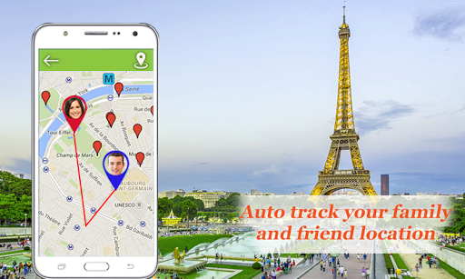 Track Mobile Number Location: Find Family & Friend for PC